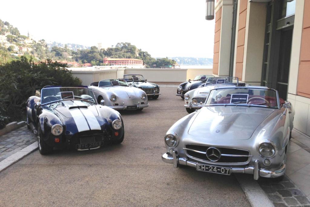 Rent A Classic Car – Monaco Prestige