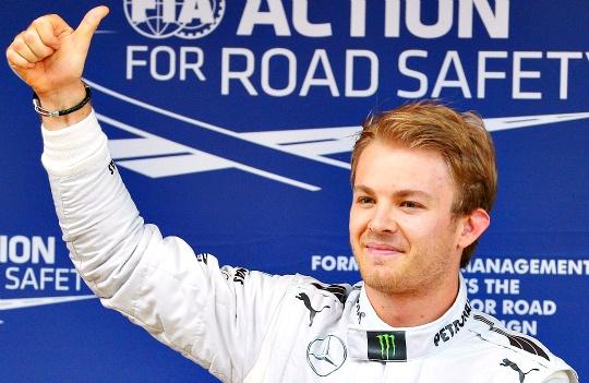 nico rosberg grand prix Monaco
