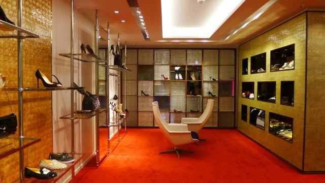 louboutin magasin adresse