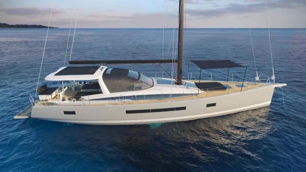 Yacht Jeanneau